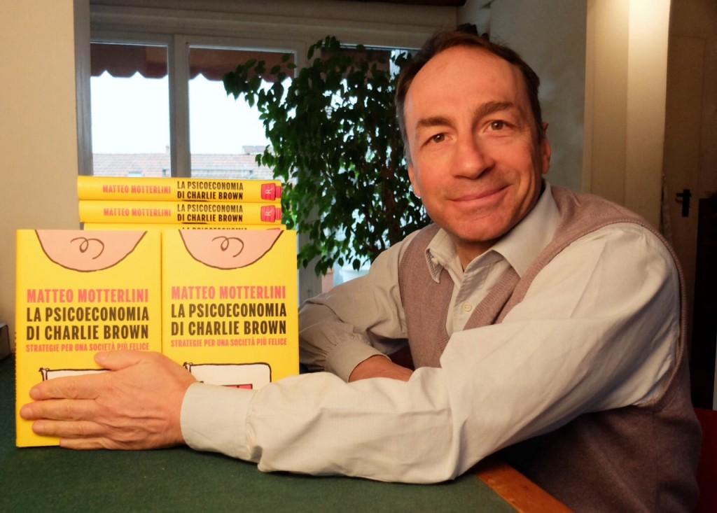 Il Charlie Brown di Matteo Motterlini su La Repubblica