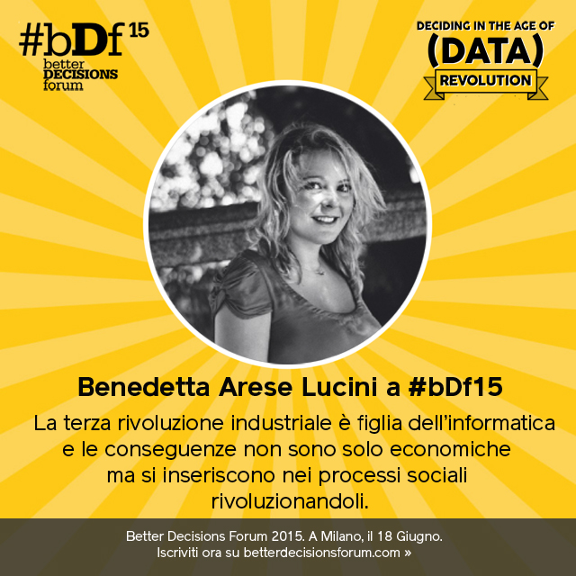 Better Decisions incontra Benedetta Arese Lucini: il caso Uber