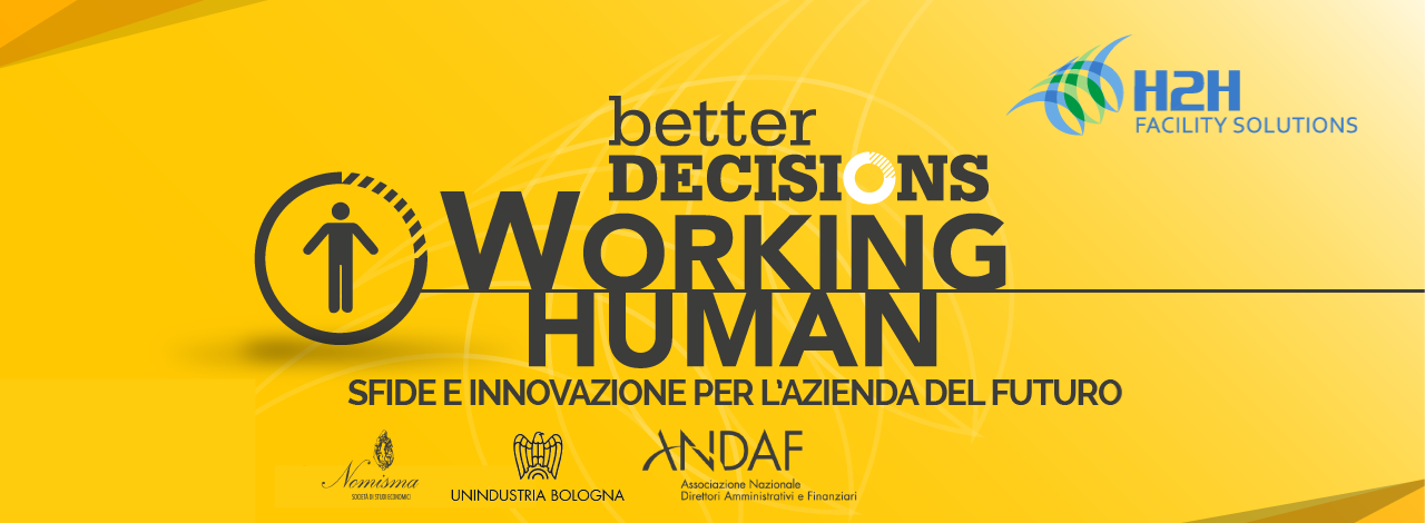 Better Decisions Forum – Working Human