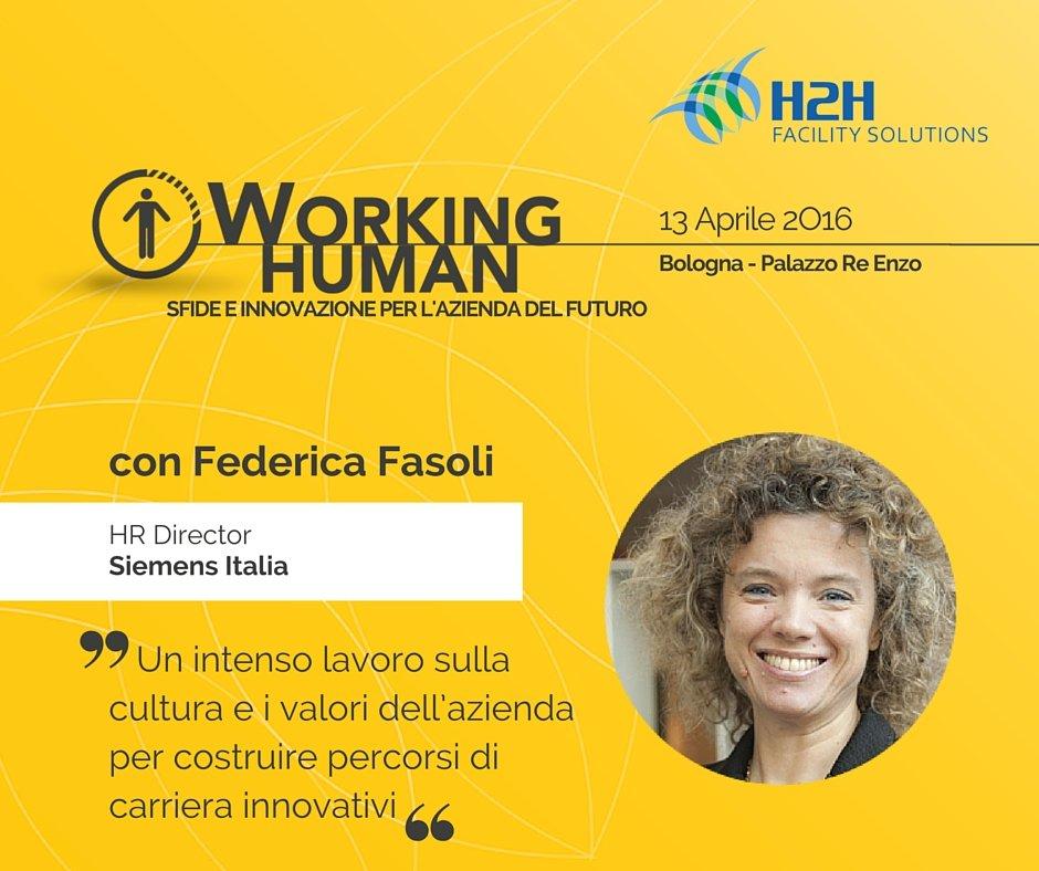 Siemens a #bDfH2H #WorkingHuman
