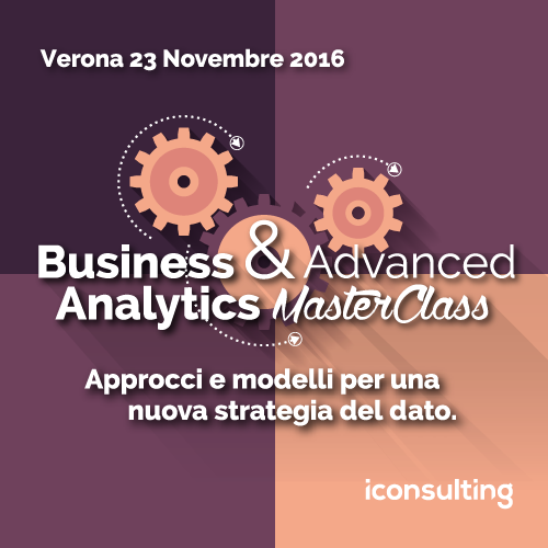 Business & Advanced Analytics MasterClass